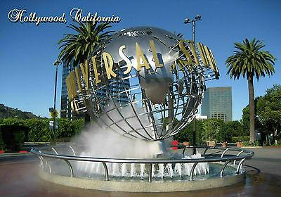 MAGNET Travel UNIVERSAL STUDIOS Hollywood California Free