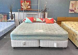 TODAY DELIVERY COMFORTABLE King ensemble bed & mattress QUICKSALE Belmont Belmont Area Preview