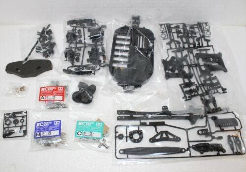 Tamiya TT01E Chassis Bausatz komplettes Chassis