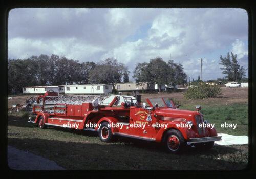 Pembroke Park FL 1948 Seagrave 85