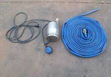 Grundfos KP150 Uplift Stainless Steel Submersible Water Pump Beaconsfield Cardinia Area Preview