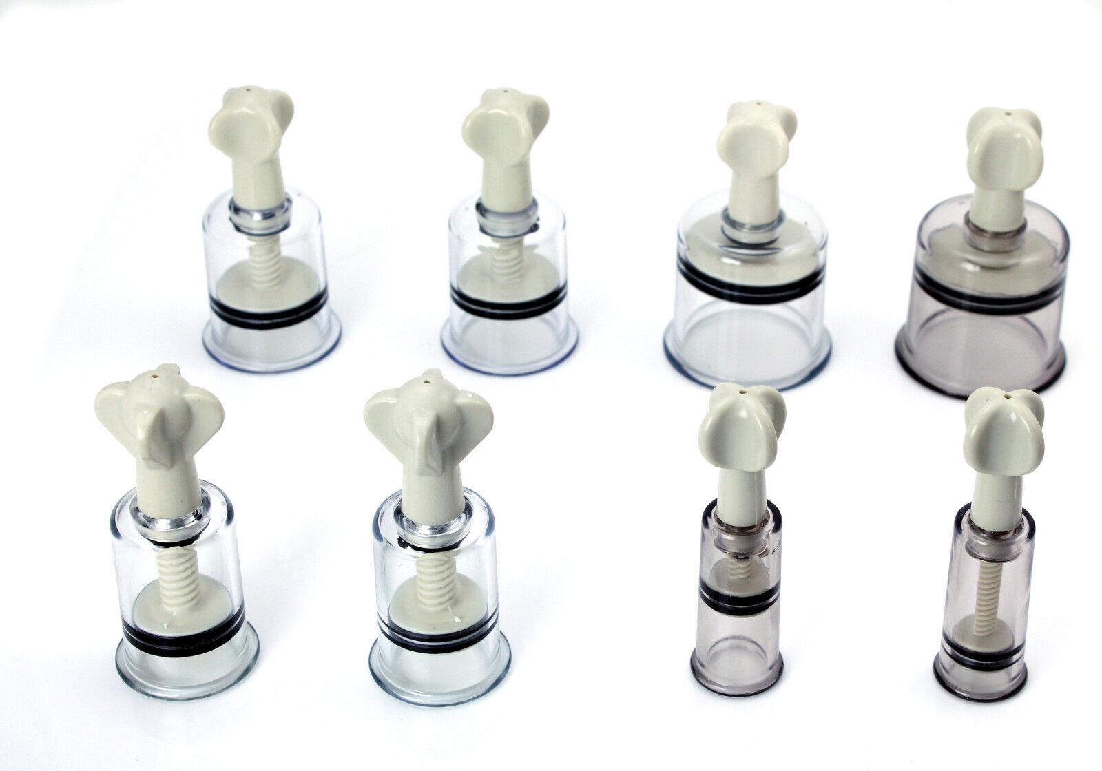 Stillhilfe Nippel Pumpe Brust warzen Sauger Nippelsauger Stimmulation 20 - 50 mm
