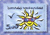 B53778 Bonnes Vacances La Poste Timbre Representation France -  - ebay.co.uk