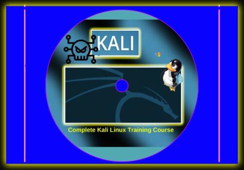 Kali Linux - Ultimate Hacker Training - 50 Hrs Video Course - ECH - Pen Test
