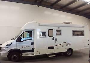 2005 Winnebago Freewind 26ft Motorhome only 91300kms diesel/lpg Regency Park Port Adelaide Area Preview