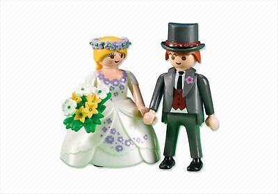 Playmobil Boda vivan los novios adorno tartas de boda ref 7497 luna...