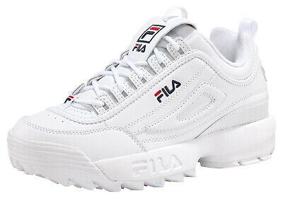 32080826-D Fila »Disruptor Low« Sneaker Gr. 42 NEU