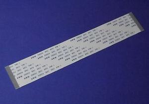 FFC-A-50Pin-0-5Pitch-15cm-Flachbandkabel-Kabel-Flat-Flex-Cable-Ribbon-20624-AWM