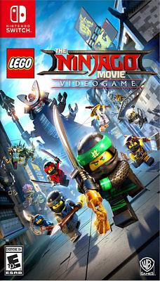 Warner Brothers The Lego Ninjago Movie Videogame Nsw Nint...