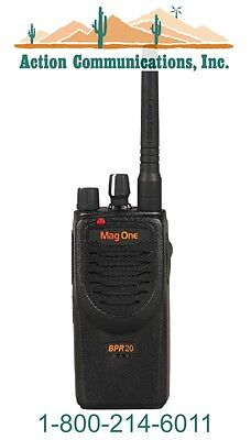 New Motorola Bpr20 - Vhf 150-174 Mhz 2 Watt 16 Channel Two-way Radio