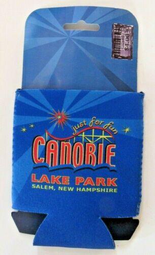 Canobie Lake Park Beer Koozie
