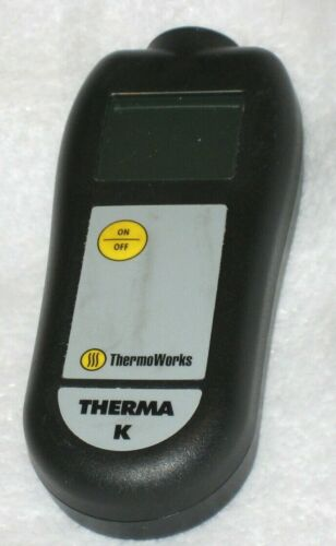 ThermoWorks Therma K-type Thermometer Unit