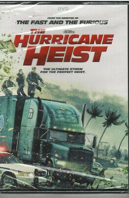 HURRICANE HEIST (DVD, 2018) NEW