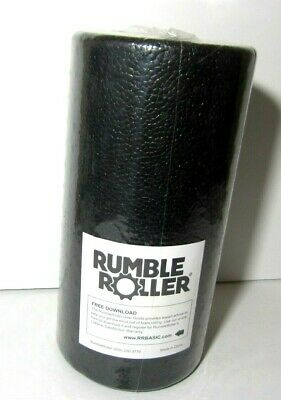 Rumble Roller Basic Firm Self Myofascial Release Foam Roller            DCA Myofascial Release Foam Roller