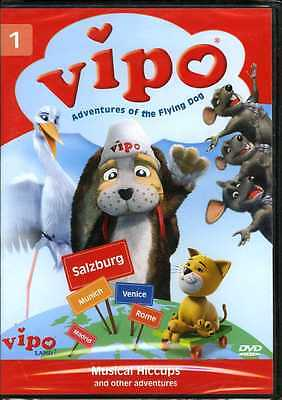 Vipo: Adventures of the Flying Dog (DVD, Widescreen) Usually ships in 12 hours!!