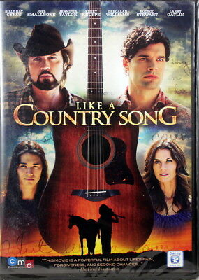 Like A Country Song Brand NEW DVD Repentance and Reconciliation Drama