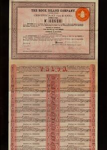 The-Rock-Island-Company-1897-Amsterdam-Netherlands-with-Talon-dividend-coupons