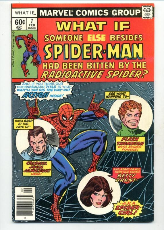 What If? #7    Spider-Man