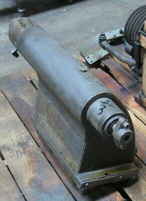 Mori Seiki Tailstock Assy. Removed From Mori Seiki Sl-3a Cnc Lathe Tail Stock