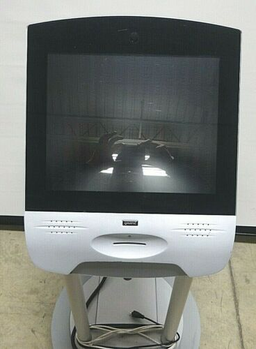 QMATIC Intro 17 Kiosk with Built-In Printer