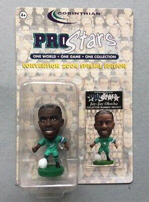 Jay-Jay Okocha - Nigeria (Corinthian Blister Pack) [ProStars Convention 2004]