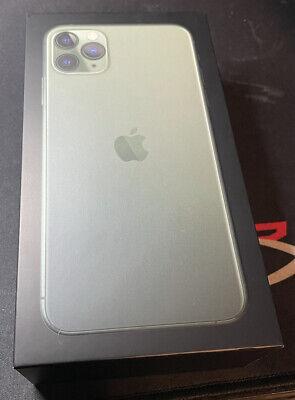 iphone 11 pro max unlocked 64gb green used
