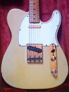 Fender Telecaster 1968 Camperdown Inner Sydney Preview