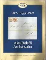 Catalogo Asta Bolaffi Ambassador 28\29 Maggio 1999 - maggi - ebay.it