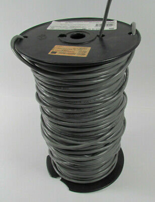 Shielded Power Limited And Communication Cable 500 Ft. Length Gray Color