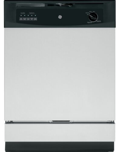 "GE 24"" Built-In Dishwasher Stainless steel GSD3360KSS"