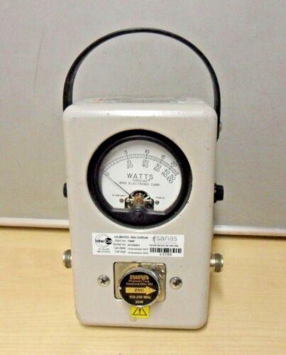 BIRD THRULINE Model 43 Wattmeter