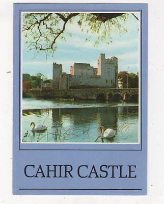 Cahir Castle Tipperary Ireland Postcard 986a