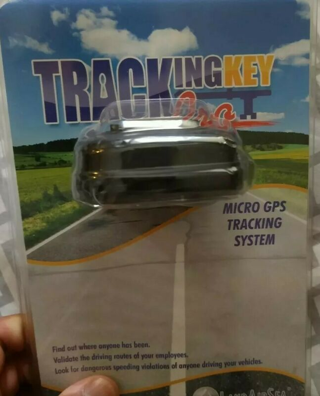 LandAirSea Tracking Key Pro GPS Tracking System