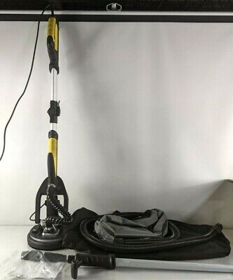 Cubeway Drywall Sander With Vacuum Rotary And Detachable Dust Shroud Pre-owned