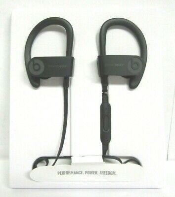 Beats by Dr. Dre Powerbeats3 In Ear Wireless Headphones - Black **READ**