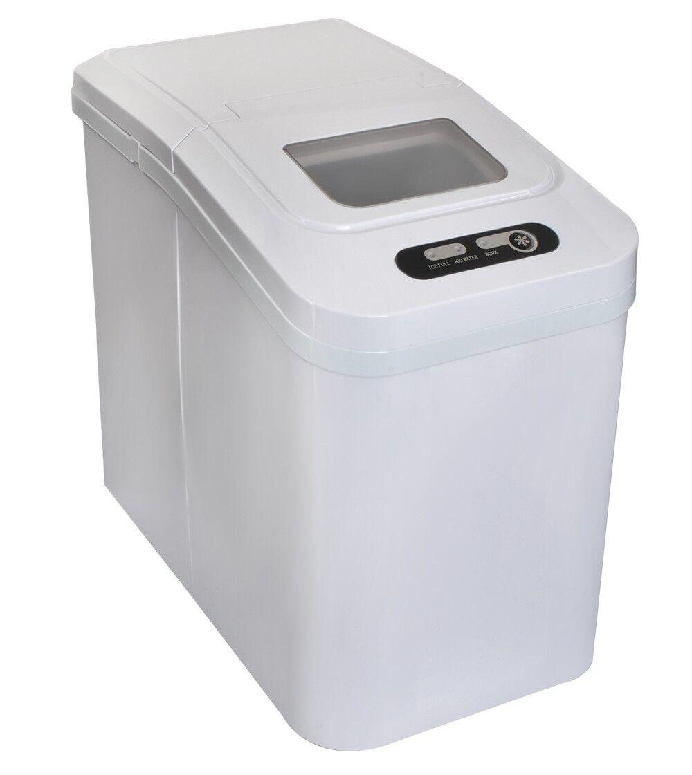 Ice Maker Eiswürfelbereiter Eiswürfelmaschine Eiswürfel Zubereiter 1,1 L 5538