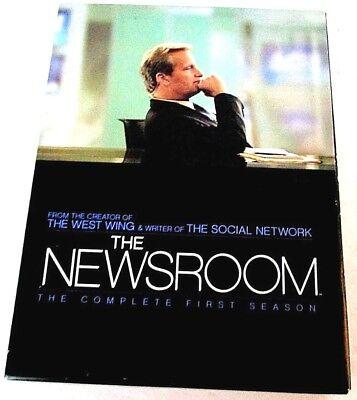 EUC The Newsroom: Season 1 The Complete First Season