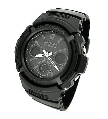 - Casio Men's AWGM100B-1A G-Shock Tough Solar Power Atomic Watch