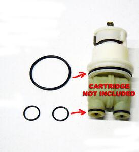 O Ring Kit for Delta Monitor 1300 & 1400 Series Tub/Shower Valve Cartridge