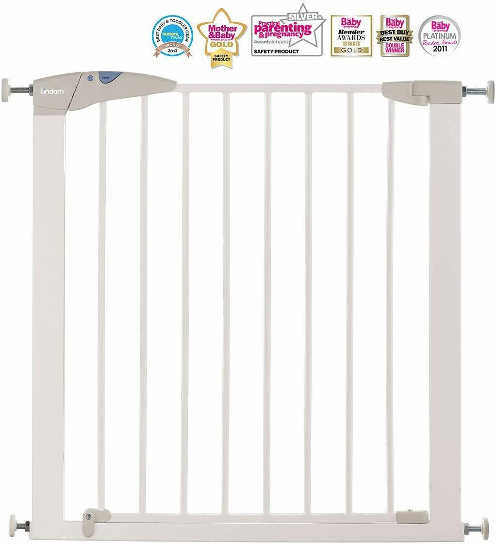 Lindam Safety Gate Y Spindles Warehouse Clearance 2 Pack