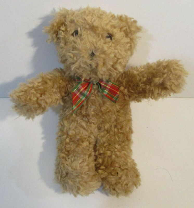 """The Limited RARE Holiday 1995 Beverly Hills 8"""" Teddy Bear Co Plush Collectible"""