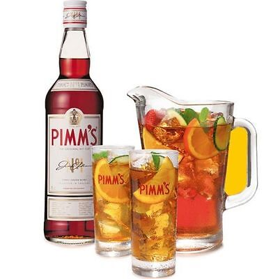 Wimbledon wouldn't be complete without Pimms