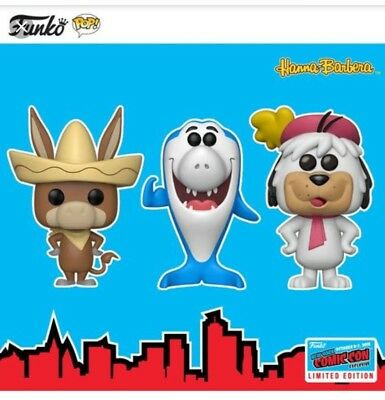 Funko Pop! Jabberjaw Dum Dum Baba Looey Set Hanna-Barbera - NYCC 2018 Exclusives for sale  Shipping to Canada