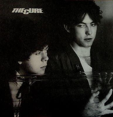 THE CURE World War - Rare Demos 1979-81 - LP / Black Vinyl - Limited