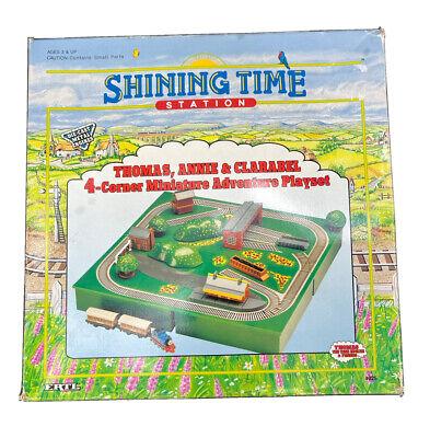 Thomas the Train Shining Time Station 4 Corner Miniature Adventure Set 1991