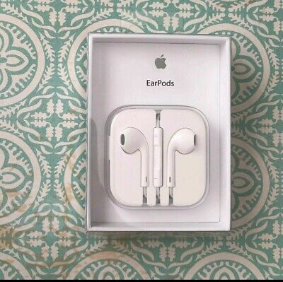 Original Apple EarPods Genuine Headphones Earbuds 3.5mm For iPhone 6 6s 5 5s SE