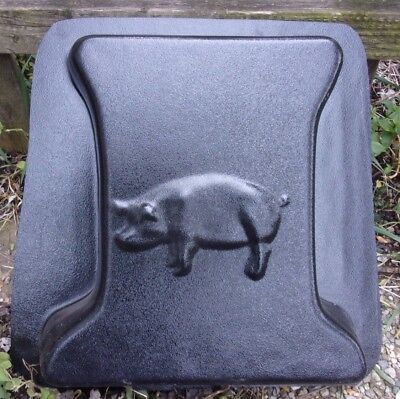 """Pig Bench leg mold  3/16th"""" abs plastic mould for sale  Shipping to India"""