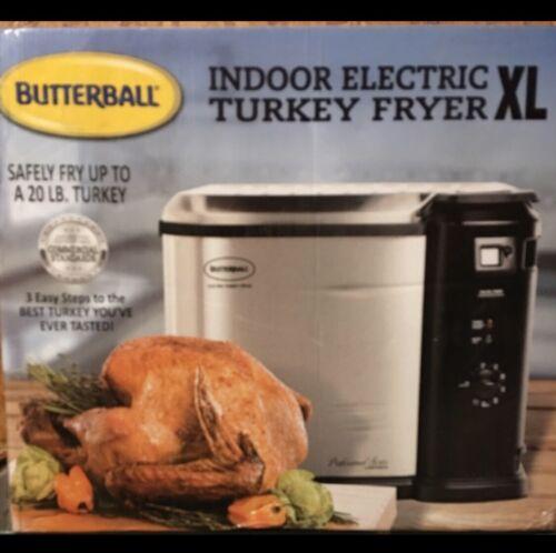 Butterball Indoor Electric Turkey Fryer XL