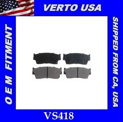 Front Brake Pads For Chevrolet Tracker 1998, Geo Tracker 1989 to 1997, Suzuki
