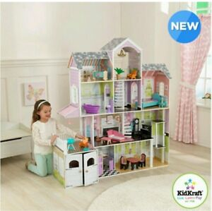 Kidkraft Grand Estate Dollhouse 26 Pieces Of Furniture
